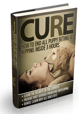 Cure Puppy Biting